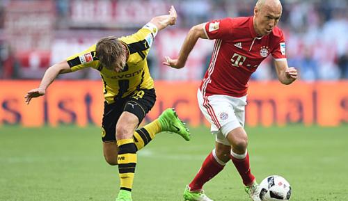 """Bundesliga: Schmelzer: """"Bayern hat uns nicht überrollt"""""""