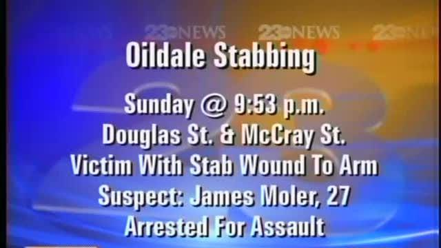 Oildale Man Arrested For Stabbing Brother