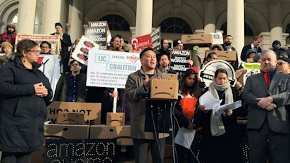 Amazon abandoning NYC a cautionary tale for big tech
