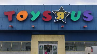 Toys R Us name will live on