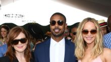 Jennifer Lawrence Shows Off Her Engagement Ring at the Veuve Clicquot Polo Classic 2019