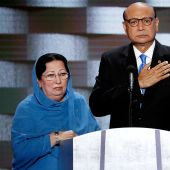 Father of Muslim U.S. Army Officer Killed in Iraq Shames Donald Trump in DNC Speech