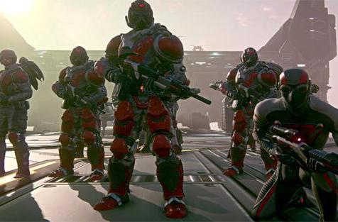 SOE adds implants to PlanetSide 2