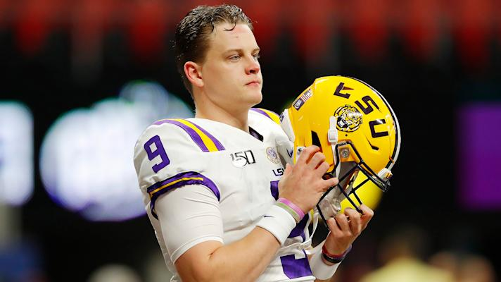 How can Joe Burrow could boost - or hurt - his NFL draft stock