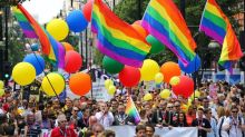 Pride in London through the years as capital prepares for biggest parade yet