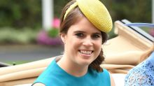 Photos of Princess Eugenie at Royal Ascot leave many speculating that she's pregnant