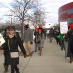 Acero charter school students, teachers return to class Monday after strike ends
