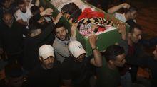 Menteri Pertahanan Israel meminta maaf atas kematian warga Palestina