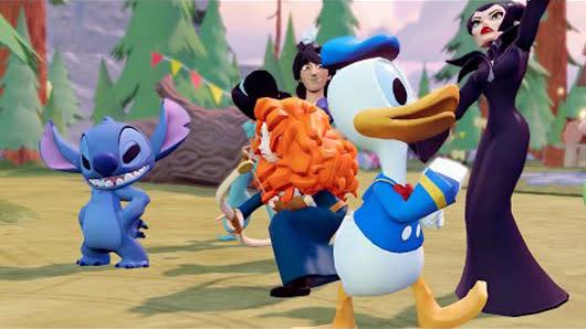 Marvel meets mayhem in Disney Infinity 2.0's Toy Box trailer