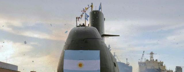 Espoirs dans la recherche du sous-marin argentin, 4 jours après sa disparition