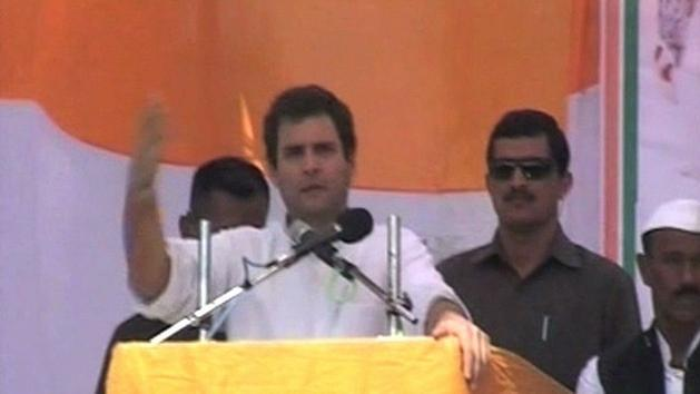 Rahul assures to 'develop' UP