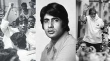 Big B Special: Amitabh Bachchan's Incredible Life In Pictures
