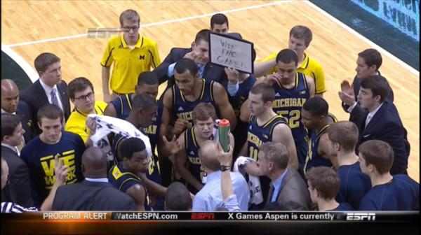 Image result for mitch mcgary win the game