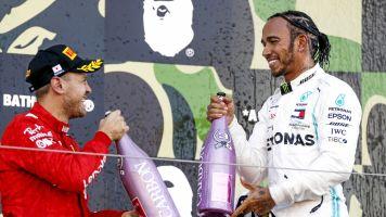 Formel 1: Formel 1: In Suzuka strahlt nur der Mercedes-Stern