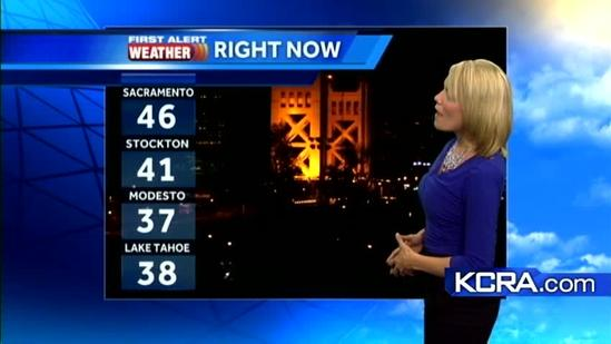 Tamara's weekend forecast 12.21.12