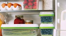 These food containers claim to keep food fresh longer, but do they actually work?