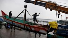 Cyclone Nivar May Slam Into South India as Category 2 Storm