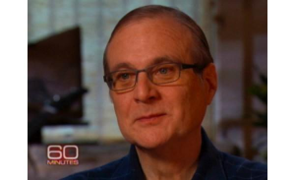 Paul Allen compares working with Bill Gates to 'being in hell' (video)