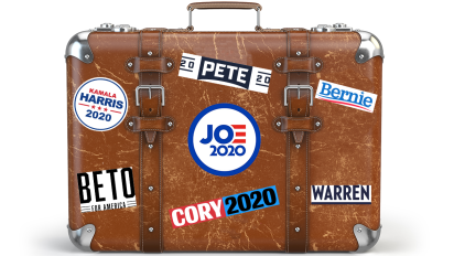 The baggage weighing down top 2020 contenders