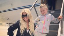 Celebrate Jessica Simpson's Birthday With Her Cutest Mommy-Daughter Photos