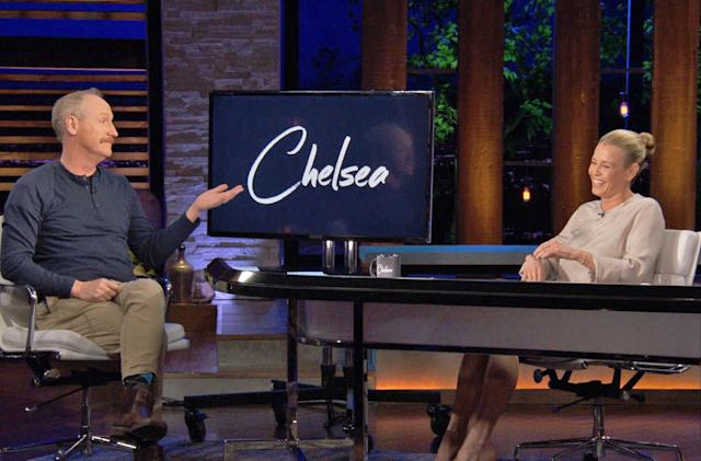 Chelsea Handler's Netflix talk show will end after two seasons