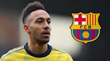 'Aubameyang shouldn't touch Barcelona with a barge pole!' – Arsenal contract delay no concern for Groves