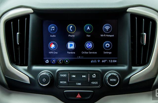 GM goes full-smartphone with its latest infotainment system