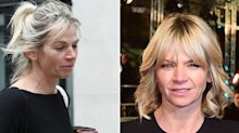 Zoe Ball tried to help ex-boyfriend Billy Yates before killing himself, an inquest heard