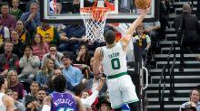 Boston Celtics vs Utah Jazz