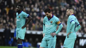 It's a new game: Barcelona struggling to evolve