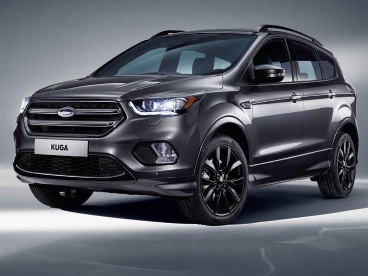 Ford Kuga 1.5/2.0/2.0D本月銷量小幅進步,要歸功於打出升級影音、安全配備與家電贈禮等優惠刺激買氣