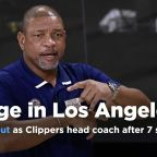 Doc Rivers out as Clippers head coach