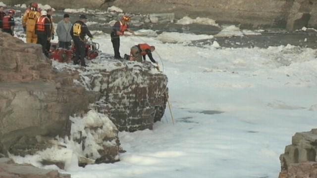 Boy, 6, Saved From Raging South Dakota River
