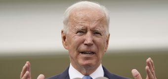Maskless Biden on CDC news: 'A great day for America'