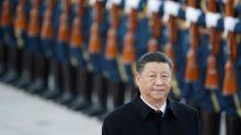 Bitcoin rises on report China's Xi endorses blockchain adoption