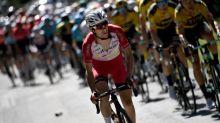"""Tour de France : """"Le cyclisme français, il ne faut pas l'enterrer trop vite"""", estime Guillaume Martin"""