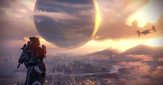 Destiny going offline on Thursday to prep for updates