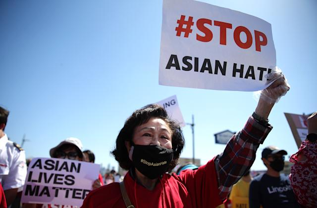 Facebook is putting #StopAsianHate notifications in the news feed this month