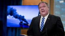 Pompeo blames Iran for attack on tankers in Gulf
