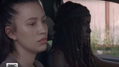 Michonne and Rosita return in Walking Dead first-look