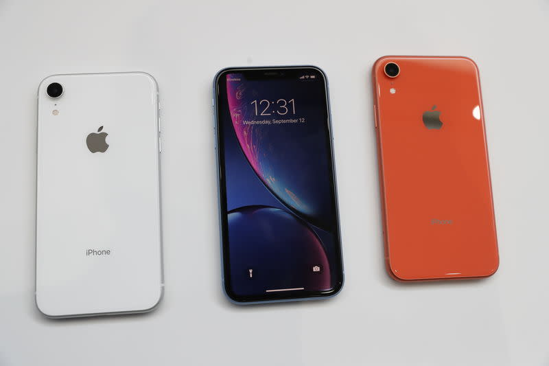 Apple's iPhone XR is company's best-selling model, executive says