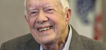 Jimmy Carter reaches a new milestone