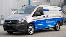 Mercedes' e-Vito electric van to cost almost £40,000 PLUS VAT
