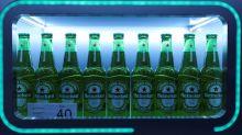 Heineken's European beer sales fall offset by rise in Africa, Asia