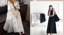 低調也是一種時尚:跟韓國女生學穿搭,簡約的黑白色也可穿出氣質來!