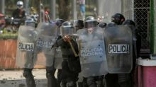 Nicaragua fights protests with 'shoot to kill' policy: Amnesty