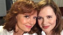 Susan Sarandon and Geena Davis's 'Thelma & Louise' Flashback