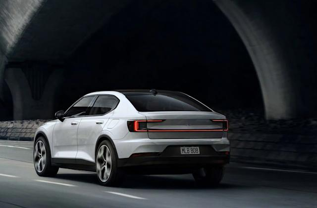 The Polestar 2's real-world range can't beat Tesla's Model 3