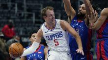 Pokusevski scores 29, Thunder top Clippers in season finale