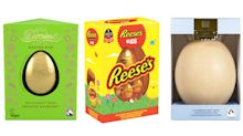 Easter eggs under £20: Which one scores the highest?